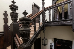 Staircase in the Master's Lodgings