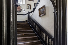 Stairs to Guesten Hall
