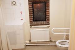 Bathroom - single occupancy flat