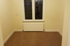 Bedroom - single occupancy flat