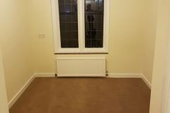 Bedroom - single occupancy flat