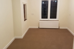 Living Room - single occupancy flat